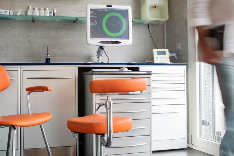 Kieferfunktionsdiagnostik mit DIR System